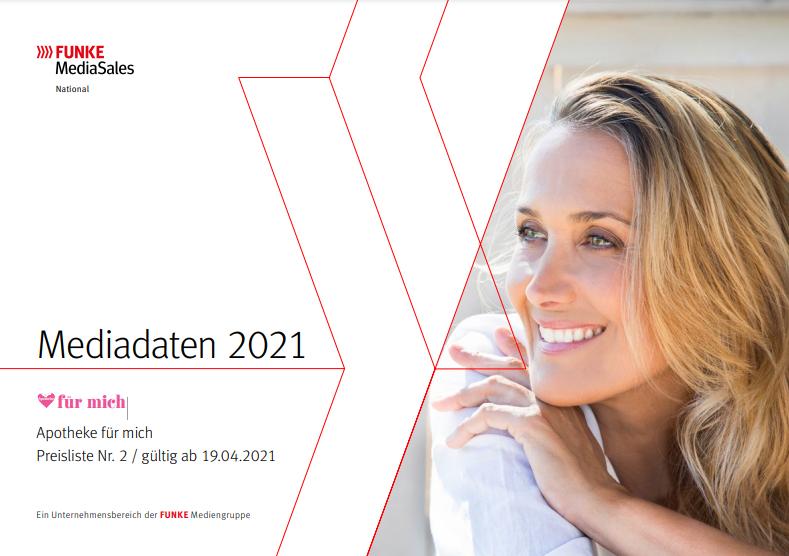 Mediadaten Apotheke für Mich 2021